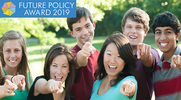 DYW Programme Awarded Future Policy Silver Award 2019